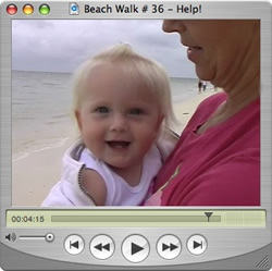 Watch Beach Walks with Rox Show #36
