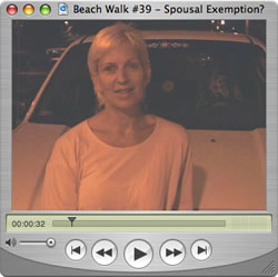 Watch Beach Walks with Rox Show #39