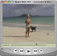 Watch Beach Walks with Rox Show #67