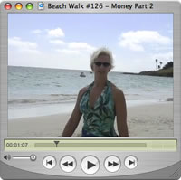 Watch Beach Walks with Rox #126
