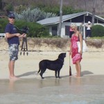 photo of Filming Beachwalks.tv